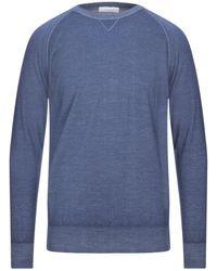 Cruciani Pullover - Bleu