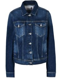 8 - Denim Outerwear - Lyst