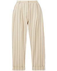 Matin Casual Pants - Natural