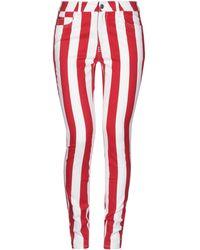 Calvin Klein Trouser - Red