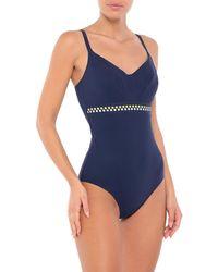 Chantelle One-piece Swimsuit - Blue