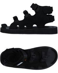 Suicoke Sandale - Schwarz