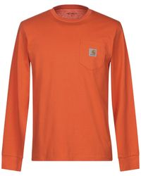 Carhartt T-shirt - Orange