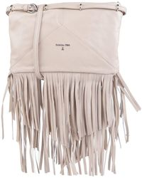 Patrizia Pepe Cross-body Bag - Natural