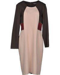 Le Fate - Knee-length Dresses - Lyst