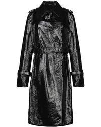 Department 5 Overcoat - Black
