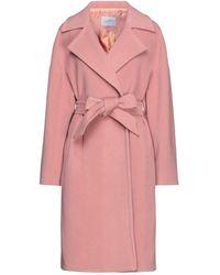 Soallure Coat - Pink