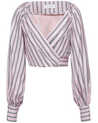 Zimmermann Blouse - Pink