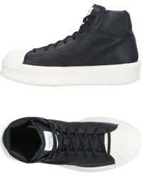 Rick Owens High-tops & Trainers - Black