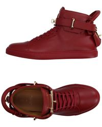 Buscemi High-tops & Sneakers - Red