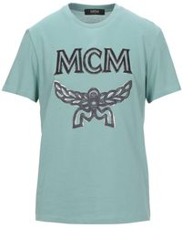 MCM T-shirt - Blu