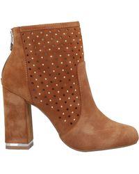 Gattinoni Ankle Boots - Brown