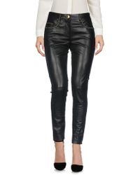 Boutique Moschino - Casual Pants - Lyst