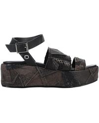 Collection Privée Sandals - Black