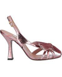 L'Autre Chose Sandale - Pink