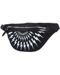 Neil Barrett Thunderbolt Backpack - Black