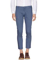 Michael Coal Pantalones - Azul