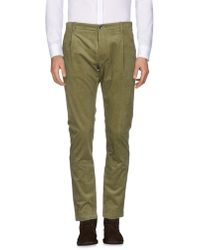Nine:inthe:morning Casual Trouser - Green