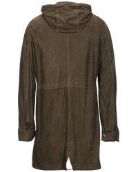 DESA NINETEENSEVENTYTWO Overcoat - Green