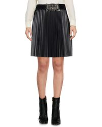 Versace Jeans - Mini Skirt - Lyst