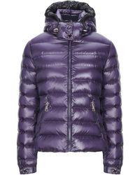 Annie P Down Jacket - Purple