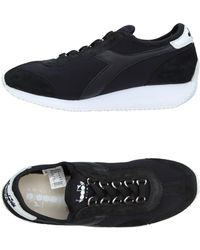 Diadora Low-tops & Sneakers - Black