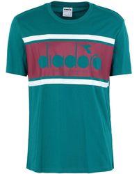 Diadora - T-shirt - Lyst