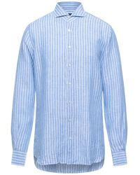 Windsor. Camisa - Azul