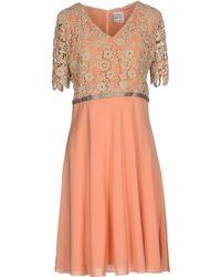 Cinzia Rocca Knee-length Dress - Pink