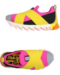 Dolce & Gabbana Low-tops & Trainers - Yellow