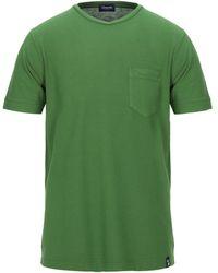 Drumohr T-shirt - Green