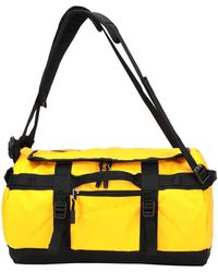 The North Face Travel Duffel Bag - Yellow
