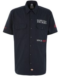 Dickies Shirt - Blue