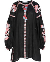 MARCH11 Short Dress - Black
