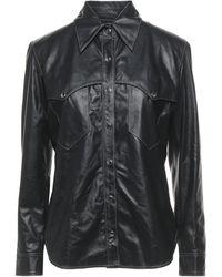 Manokhi Shirt - Black
