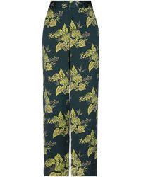 Maison Scotch Trousers - Green