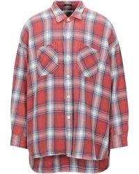 R13 Shirt - Red