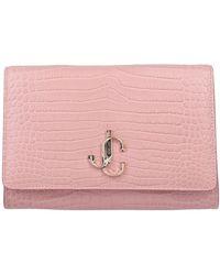 Jimmy Choo Handtaschen - Pink
