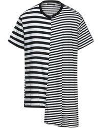 Yohji Yamamoto Camiseta - Negro