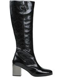Gattinoni Knee Boots - Black