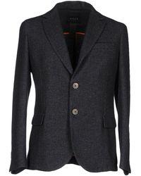 IANUX #THINKCOLORED Suit Jacket - Grey