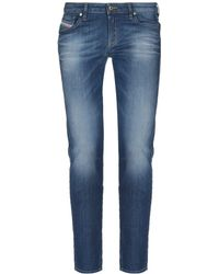 DIESEL Denim Pants - Blue