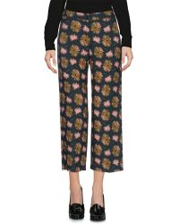 Laura Urbinati - 3/4-length Trousers - Lyst