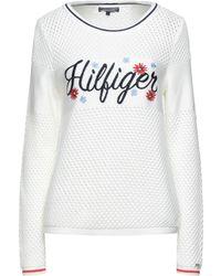 Tommy Hilfiger Jumper - White