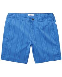 Onia Swim Trunks - Blue