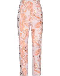 Severi Darling Casual Trouser - Pink