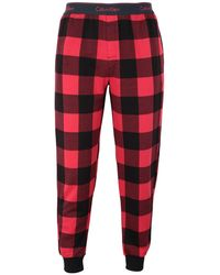 Calvin Klein Pyjama - Rot