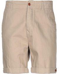 MR P. Shorts & Bermudashorts - Natur