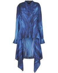 Neil Barrett Shirt - Blue