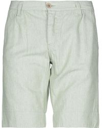Anerkjendt Bermuda Shorts - Green